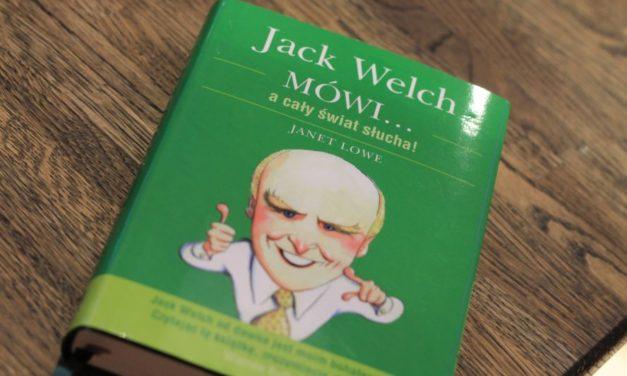 Warren Buffett, Jarosław Waśkiewicz i Jack Welch mówi a cały świat słucha. Rok 2008