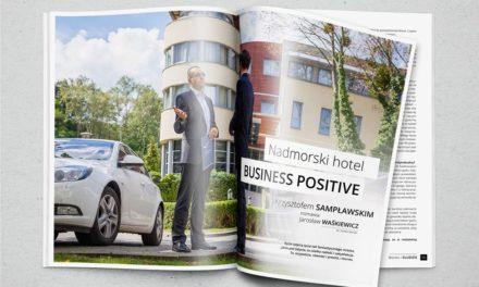 Nadmorski Business Positive, czyli moje rozmowy z CEO. Rok 2014
