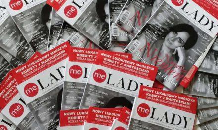 Powstaje meLADY. Luksusowy magazyn kobiety z wartościami. Rok 2015