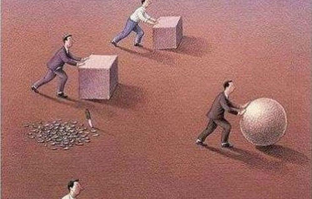 Nie chodzi o to, by się zmęczyć, czyli co jest twoją receptą na sukces?