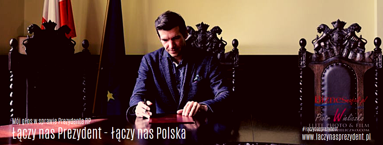 """""""Łączy nas Prezydent – łączy nas Polska"""". Zapraszam do ogólnopolskiej kampanii społecznej roku 2020"""