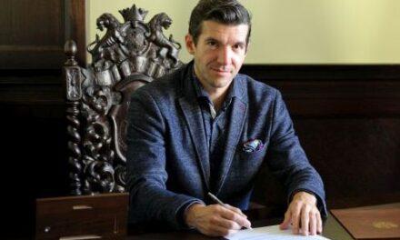 List Gratulacyjny: inauguracja roku 2020/2021 wyższej szkoły europejskiej kraków