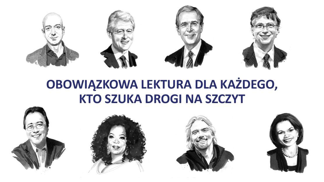 Liderzy. 30 inspirujących rozmów z największymi liderami naszych czasów. Wyd. ZNAK