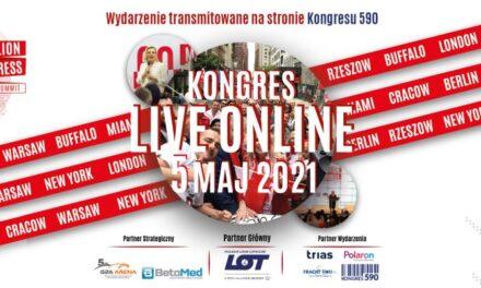 """""""Globalny Zjazd Polonii – Kongres 60mln"""" pod patronatem Biznesu na fali"""