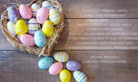Z Wielkanocnym przesłaniem i życzeniami
