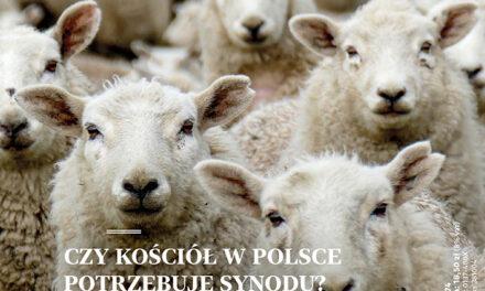 """Owce nie chcą już milczeć. Czerwcowy numer miesięcznika """"W drodze"""""""